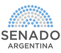 Logo Honorable Senado de la Nación